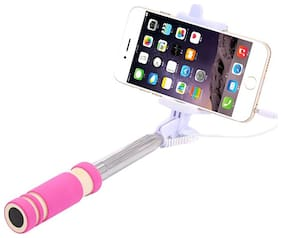 Clerby Mini Selfie Stick with AUX Cable for Windows Phone