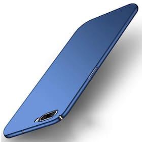 Colorcase Back Cover For Oppo Realme C1 (Blue)