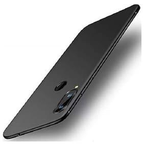 Colorcase Back Cover For Realme 3 Pro (Black)