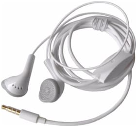 Compatible Redmi Apple Samsung YS Handsfree Earphones Handset With Mic and Call Control