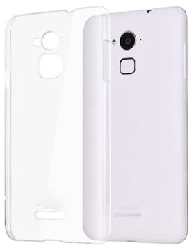 Coolpad Note 3 Lite Transparent Silicon Back Cover Back Case