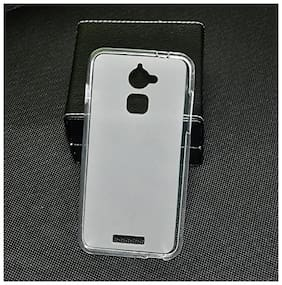 Coolpad Note 3 Lite White Silicon Pudding TPU Back Cover Case New Arrival Best Selling Premium Quality