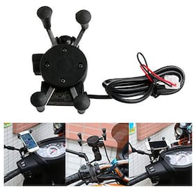 Cos theta BIKE Mobile Holder With fast Charger 2019