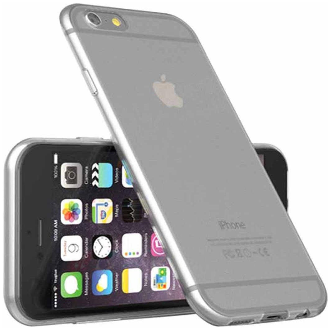 Coverage Back Cover For Apple iPhone 6/6s  Transparent