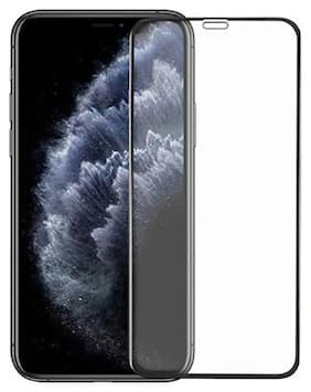 CRAVEMART NANO LIQUID TEMPERED GLASS FOR APPLE IPHONE 7, 5D TEMPERED GLASS (PACK OF 1)