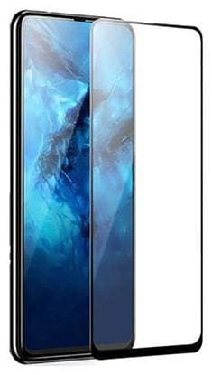 CRAVEMART SCREEN GUARD FOR OPPO A31, 4D TEMPERED GLASS (PACK OF 1)