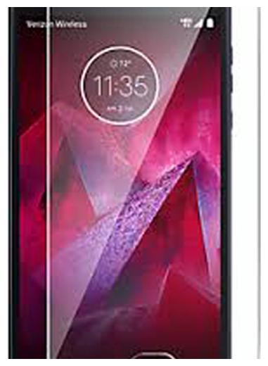 CRAVEMART SCREEN GUARD FOR MOTOROLA MOTO Z2 FORCE, 11D TEMPERED GLASS  PACK OF 1