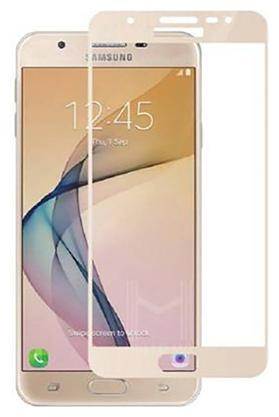 CRAVEMART TEMPERED GLASS FOR SAMSUNG GALAXY ON MAX, 11D SCREEN GUARD  PACK OF 1