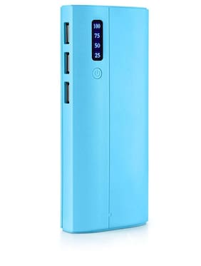 crawl 10400 mAh Power Bank (New P3, Portable Battery Charger) (Blue, Lithium-ion)