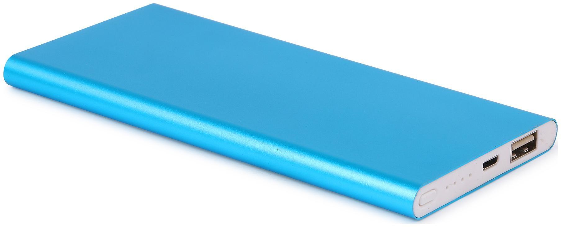 CRAWL 10.4K Pumi 10400 mAh Portable Power Bank - Blue