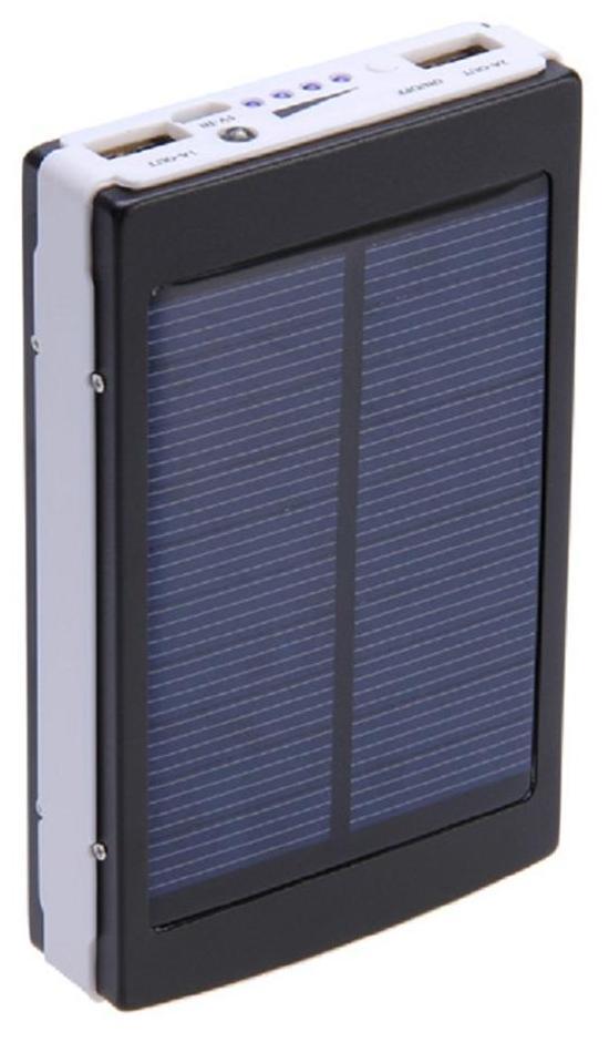 CRAWL 20000 mAh Power Bank   Black
