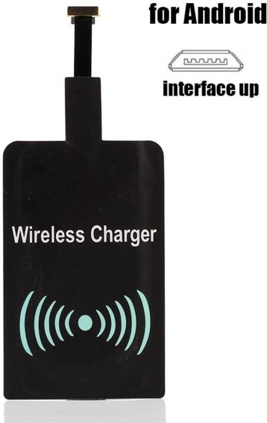 Crystal Digital Universal QI Wireless Charging Pad Module for Android for Fast Charging With Micro USB