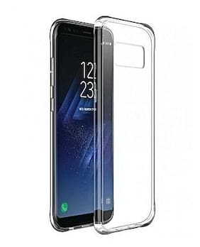 Crystal Digital  Light Weight Premium Look Elastic Waterproof Royal Look Case Design For Samsung Galalxy S8 Plus