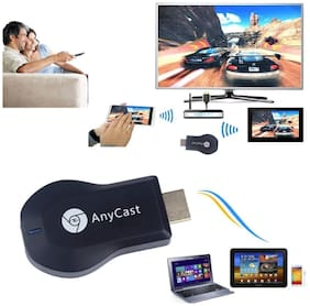 Crystal Digital Anycast DLNA Airplay WiFi Display Miracast TV Dongle HDMI Multi-Display Air Mirror Mini Android TV Stick