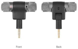 Crystal Digital  3.5mm   Mic Microphone 3.5mm Jack For iPhone SmartPhones Recording PC