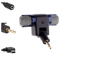 Crystal Digital  3.5mm   Metal High Quality  3.5Mm Jack Microphone