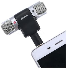 Crystal Digital  3.5mm  Lapel Lavalier High Quality  Microphone For Mobile Smartphones PC Laptop, Omnidirectional Mic For Recording Youtube