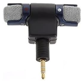 Crystal Digital  3.5mm   Microphone Hands Free Mini High Quality  On Lapel Mic With 3.5mm Jack For Cameras Recorders, Compatible With All Smartphones