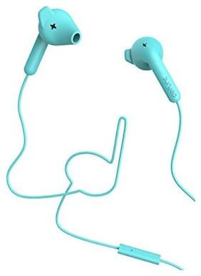 Defunc Defunc Go Hybrid In-Ear Wired Headphone ( Blue )