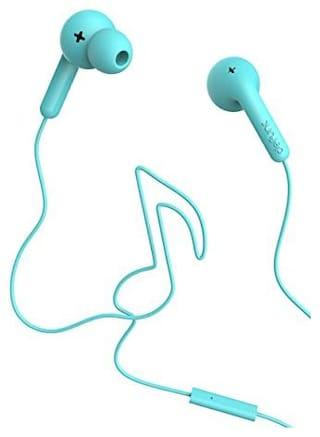 Defunc Defunc Go Music In-Ear Wired Headphone ( Blue )