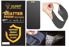 DigiArm Impossible Screen Guard for GOOGLE Pixel 3 XL (Front & Back) (Pack Of 1)