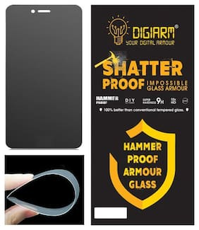 DIGIARM Impossible Screen Guard For  Apple iPhone 8 (Front and Back)