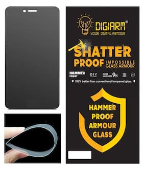 DigiArm Impossible Screen Guard for Iphone 8 Plus (Front Only) (Pack of 1)