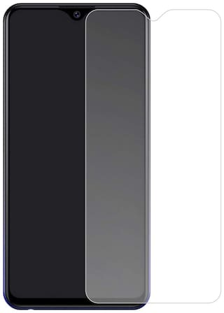 DigiArm Matte Tempered Glass For VIVO Y12