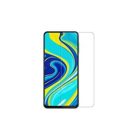 DigiArm Matte Tempered Glass For REDMI Mi Note 9 Pro
