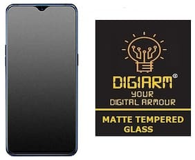DigiArm Matte Tempered Glass For Oneplus 7
