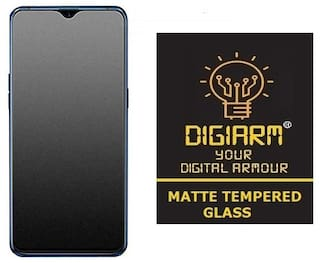 DigiArm Matte Tempered Glass For Oneplus 6T