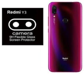 DigiArm Xiaomi Mi Y3 Camera Lens Protector Flexible Nano Tempered Glass