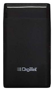Digitek 13000 mAh Portable Power Bank   Black