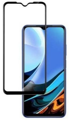 Redmi 9 Power Edge To Edge Tempered Glass By DMJHP