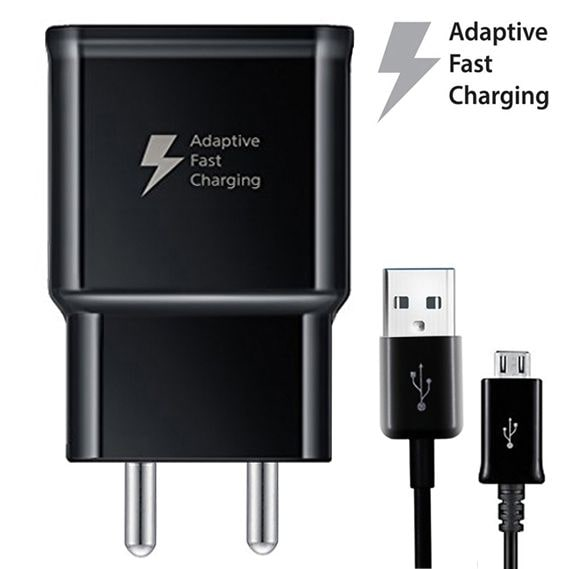 DreamShop Premium Quality Charger For Samsung, Oppo, Vivo, Xiaomi Redmi Mi and  All Android Phones