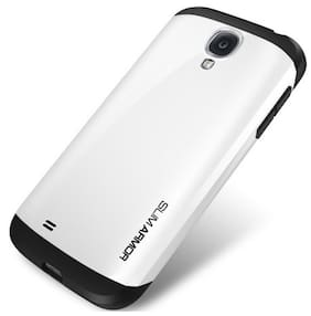 DRS Back Cover For Samsung Galaxy S4 GT I9500 (White)