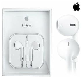 EarPods-Headphones-for-iPhone-5-6-6S-6P iPod-with-Remote-Amp new in box