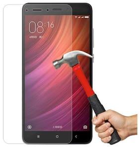 ecosmos Tempered Glass Screen Protector for XIAOMI REDMI NOTE 4 / MI REDMI NOTE 4