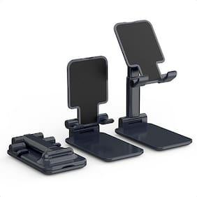 editrix Plastic Desktop Stand Mobile Holder