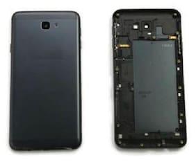 Ekon Original Housing Body With Camera Lens For Samsung Galaxy J7 Prime - Black Color