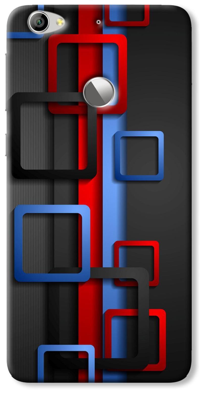 elove Designer Hybrid Printed Case Cover   [Hard PC] [Slim fit] [Lightweight] [Defender] Back Cover for LeEco 1s / LeTv Le 1s by Elove Technologies