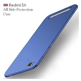 Emartos Back cover For Redmi 5 A  Hard case 4cut BLUE