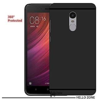 Emartos Xiaomi Redmi Note 4 Back Cover