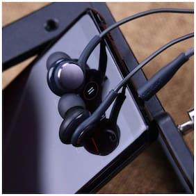 GLOWTRONIX In-Ear Wired Headphone ( Grey )