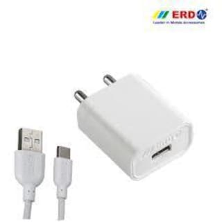 ERD 2.1 Amp Mobile USB Charger With 1 Year Brand Warranty