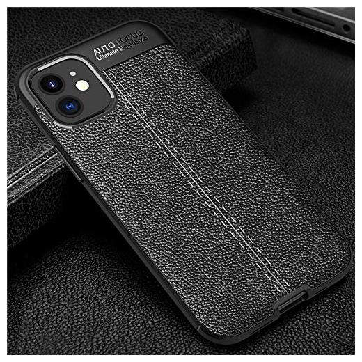 EXOTIC FLOURISH Back Cover For Apple iPhone 12 Black