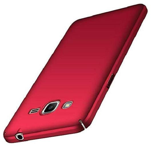 Exotic Flourish 360 Degree Protection Back Cover For Samsung Galaxy J5 2016  Red  by Exotic Flourish