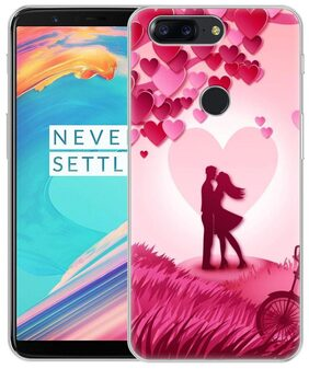 Fashionury One Plus 5T Cover / OnePlus 5T Back Cover / OnePlus 5T Designer Printed Back Case