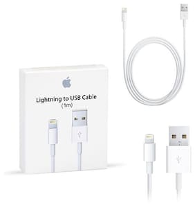 NeroEdge Data & Charging 8 Pin (Lightning) Cable ( 0.5-1m , White )
