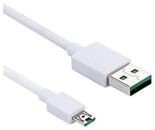 S4 Data & Charging Micro USB Cable ( 0.5-1m , White )